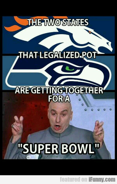 The Two States That Legalized Pot...
