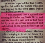 A Woman Reported That Five Youths...