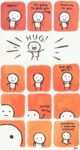 Hello! I'm Gonna Give You A Hug. From Me To You.