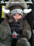 The Most Adorable Little Viking...