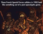 These French Special Forces Soldiers...