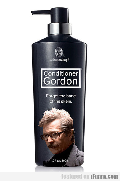 Conditioner Gordon...