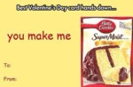 Best Valentine's Day Card Hands Down...