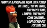 I Went To A Disco Last Night...