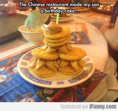 The Chinese Restaurant Made...