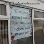 A Law Firm In My Hometown Is So Romantic...