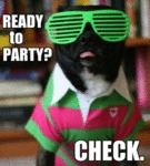 Ready To Party? Check