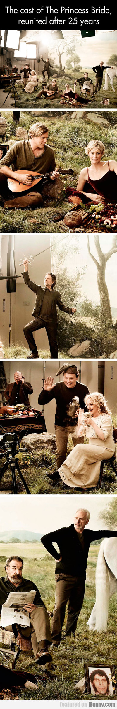 The Cast Of The Princess Bride Reunited After...