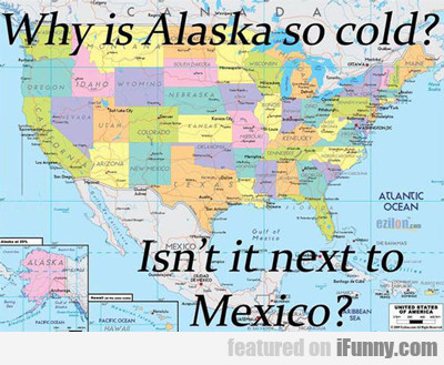 Why Is Alaska So Cold?