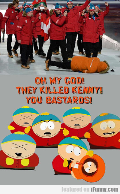 Oh My God! They Killed Kenny...