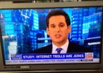 Study: Internet Trolls Are Jerks...
