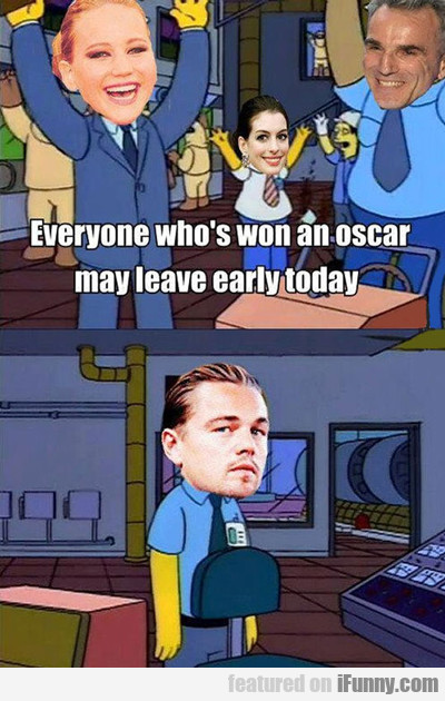 Everyone Who's Won An Oscar...
