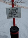 Sign Spotted In The Austrian Ski Area Of...