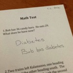 Math Test. 1. Bob Has 36 Candy Bars