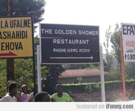 The Golden Shower