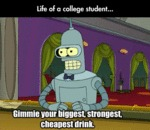 Life Of A College Student...