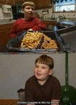 I Really Do Like Chicken Nuggets...