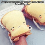 Toasty Hand Warmers...