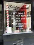 Carter Lane Barber, Can't Dance?