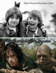 Elijah Wood And Macaulay Culkin, 20 Years Later...