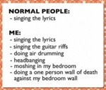 Normal People: Singing The Lyrics