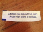 A Foolish Man Listens To His Heart...