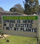 Spring Is Here I'm So Excited...
