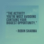 The Activity You're Most Avoiding Contains