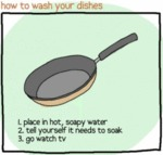 How To Wash Your Dishes..