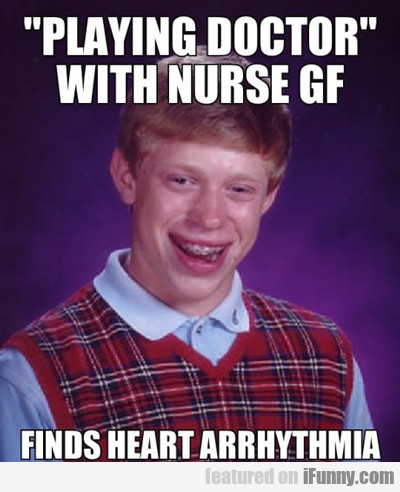 Playing Doctor With Nurse Gf...