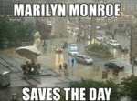 Marilyn Monroe Saves The Day...