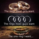 The Rings Most Girls Want...