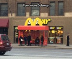 Your Move Subway...