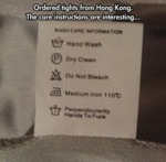 Ordered Tights From Hong Kong...