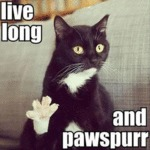 Live Long And Pawspurr