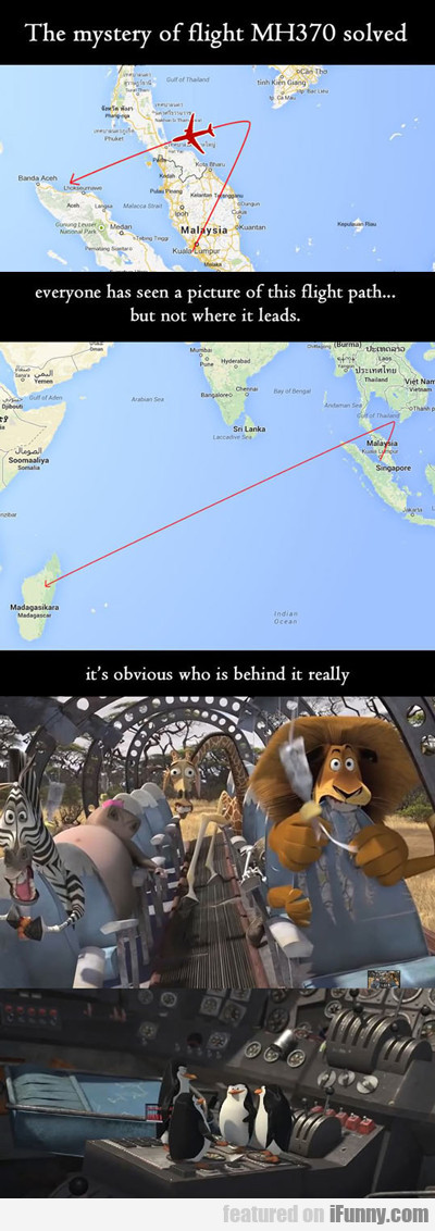The Mystery Of Flight Mh370...