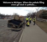 Welcome To Michigan...