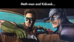 Meth Man And Kid Cook...