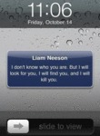 Liam Neeson: I Don't Know Who You Are...