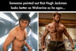 Someone Pointed Out That Hugh Jackman...