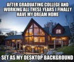 After Graduating College And Working All These...
