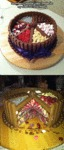 Strawberry Marble Cake I Made For My...