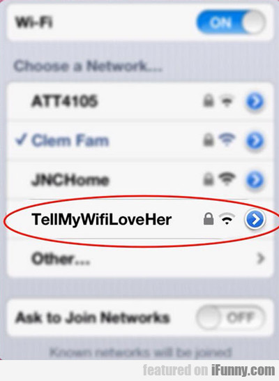 Tellmywifilover...