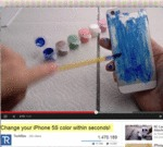 Change Your Iphone 5s Color Within Seconds...
