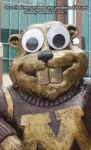 Our School Mascot Statue Was Vandalized...