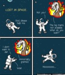 Lost In Space. God Please Help Me..