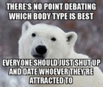 There's No Point Debating Which Body Type...
