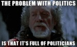 The Problem With Politics...