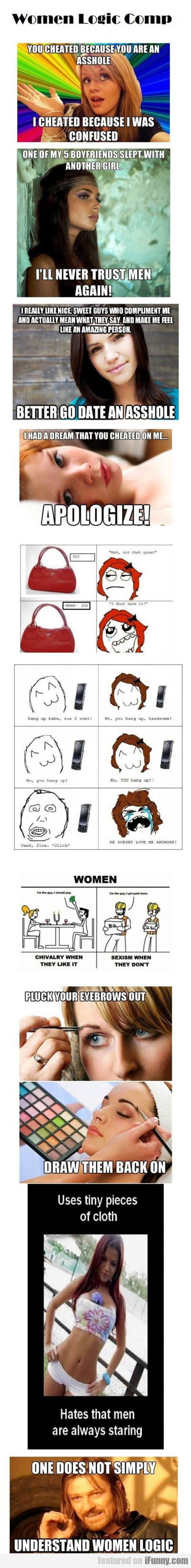 Women Logic Compilation...
