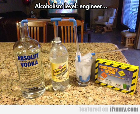 Alcohol Level: Engineer...